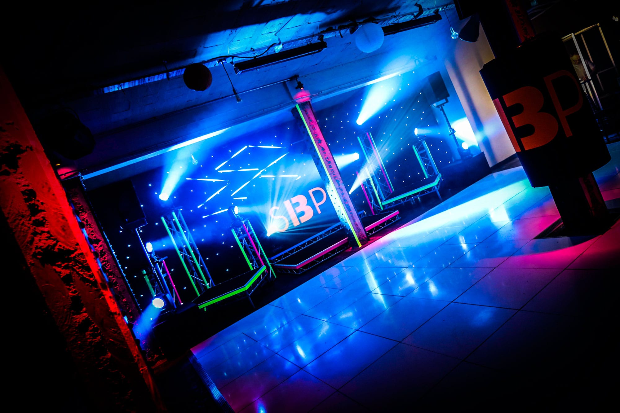 Private Parties Qube