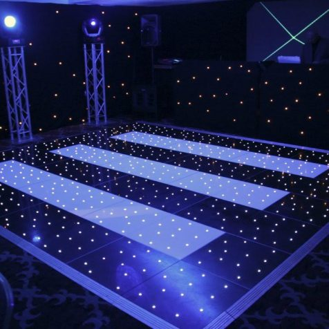 Qube Events Dancefloors