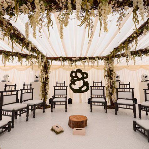 Asian Wedding furniture2