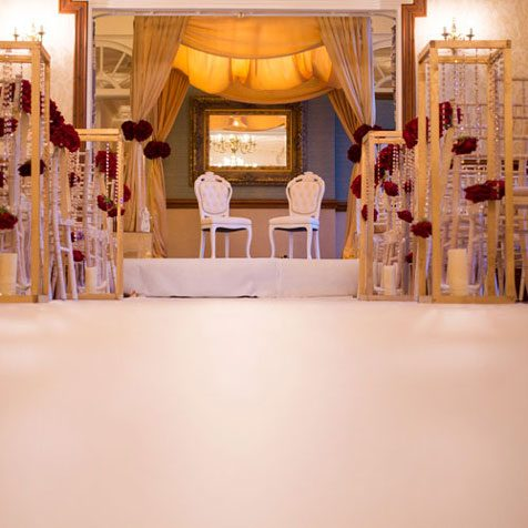 Asian Wedding stage3