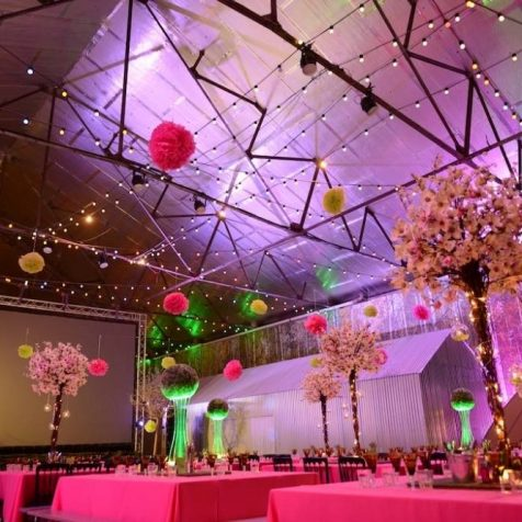 Qube Events Theming